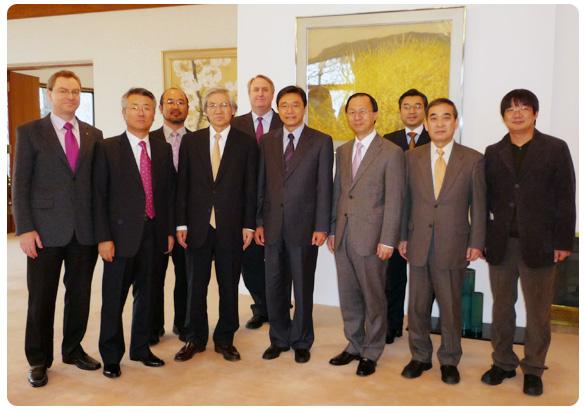 日本大使館での午餐会に参加して参りました。- 自生ニュース