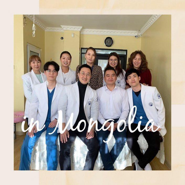 モンゴル 相談会 韓方 漢方