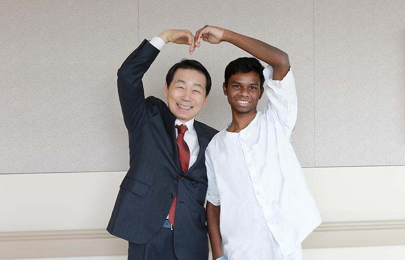 バングラデシュ 医療財団 治療費 支援 ボランティア ボランティア活動